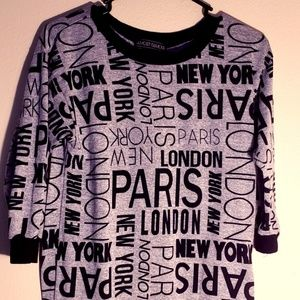 Almost Famous Size Small Stylish Sweater- Small